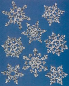 Quilling Kit-Snowflakes                                                       …
