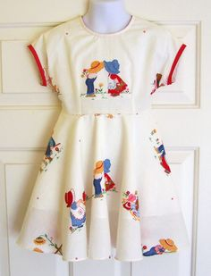 Adorable dress by ZebraAssassin on Etsy. Follow my blog on blogspot at Adele Bee Ann on Etsy, Crafts and Humor