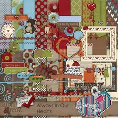 Always In Our Hearts Collab - Adoption kit