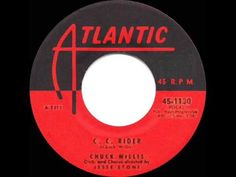 1957 HITS ARCHIVE: *C. C. Rider* - Chuck Willis - YouTube