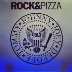 Rock and pizza