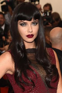 nice Met Gala 2015 Beauty Inspiration: Beste Frisuren und Make-up-Looks #2015 #Beauty #Beste #Frisuren #Gala #Inspiration #MakeupLooks