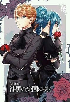 Himitsu - Kuro no Chikai (Secret 〜black Vow〜) Image - Zerochan Anime Image Board Hatsune Miku Vocaloid, Kagamine Rin And Len, Miku Chan, Anime Manga, Anime Art, Vocaloid Characters, Mikuo, Black Rock Shooter, Arte Pop