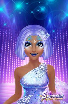 Chica Fantasy, Elsa, Disney Characters, Fictional Characters, Disney Princess, Makeup, Make Up, Beauty Makeup, Fantasy Characters