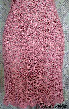 Fabulous Crochet a Little Black Crochet Dress Ideas. Georgeous Crochet a Little Black Crochet Dress Ideas. Shawl Crochet, Crochet Skirt Pattern, Crochet Lace Dress, Crochet Jacket, Crochet Stitches Patterns, Crochet Blouse, Crochet Motif, Crochet Designs, Knit Crochet