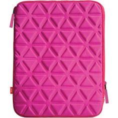 Pink Neoprene Sleeve For iPad® 2  iLuv ICC2011PNK  PRICE DROP!  Price: $14.56