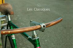 Elegant Handlebars from the F Design Studio are a Cool Bike Accessory #eco trendhunter.com