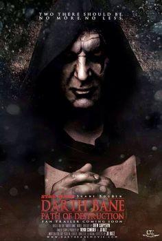 Darth Bane movie, why don't they make this? The trilogy was so amazing 😍 Darth Bane, Comic Villains, Jedi Sith, Comic Poster, Star Wars Comics, Saga, Dark Lord, Star Wars Clone Wars, Dancing With The Stars