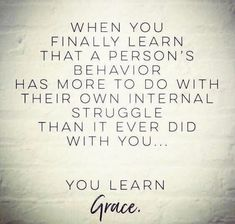 """""""Wisdom sent from my mom.how true this one is. Quotable Quotes, Wisdom Quotes, Quotes To Live By, Me Quotes, Motivational Quotes, Crab Mentality Quotes, Quotes On Grace, Finding Peace Quotes, Morals Quotes"""