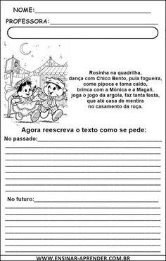 ATIVIDADES PARA FESTA JUNINA EDUCAÇÃO INFANTIL E FUNDAMENTAL   Cantinho do Educador Infantil