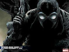 Spider-Man Noir 1. Dec. 2008