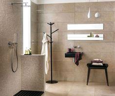 Kleine Räume, Funktional, Italienische Fliesen, Raum, Badezimmer, Dekoration,  Ideen,