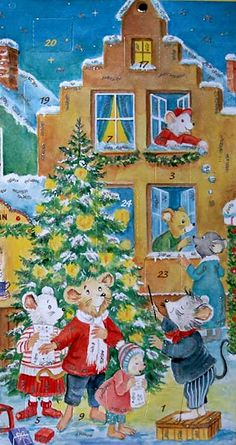 Christmas in Mousetown