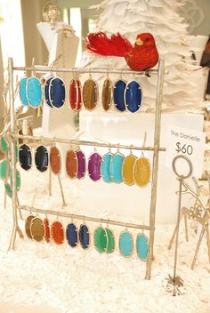 Kendra Scott Danielle Earrings, they look great with everything!!