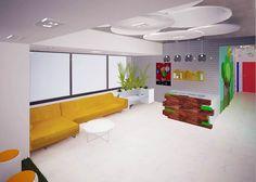 Διακόσμηση Ιατρείων   Διακόσμηση ιατρείου - Παιδοδοντιατρείου Divider, Loft, Bed, Furniture, Home Decor, Homemade Home Decor, Decoration Home, Stream Bed, Home Furniture