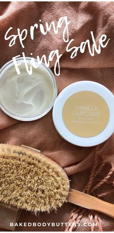 SHOP off in our Spring Fling Clearance Sale! Diy Spa Day, Spa Day At Home, Baking Cupcakes, Vanilla Cupcakes, Dessert Boxes, Bath Recipes, Bath Soap, Body Products, Treat Yourself