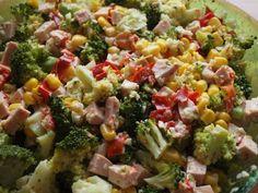 Das perfekte Salat: Brokkoli-Salat-Rezept mit Bild und einfacher Schritt-für-Schritt-Anleitung: Brokkoliröschen kochen und auskühlen lassen und in eine…