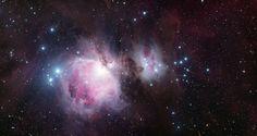Orion Nebula Mosaic