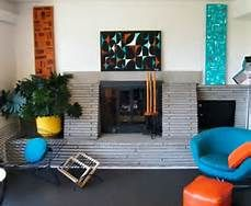 Mid Century Modern Fireplace - Bing Images