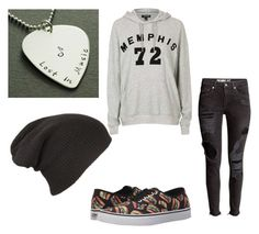 """Untitled #112"" by destinyaldridge on Polyvore featuring Topshop and Vans"