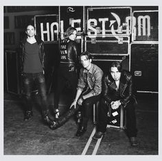 Halestorm Official Site | New Album Into The Wild Life Available 4/7/15 - Preorder Now