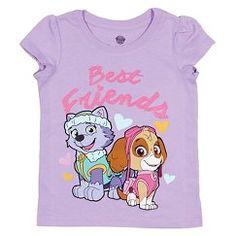 Paw Patrol Toddler Girls' T-Shirt