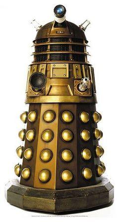Caan Dalek Cardboard Cutout - 1.73m