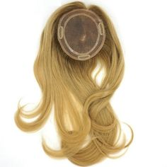 Findmenhair Online offers you the Grade Blonde Rooted European Human Hair Toppers Women Clip Top Hairs For human hair assure,free worldwide shipping,since Rooted European Human Hair Toppers Women Clip Top Hairs For Volume Remy Human Hair, Human Hair Wigs, Blonde Roots, Blonde Wig, Messy Pixie Haircut, Hair Tape, Hair Toppers, Hair System, Half Wigs