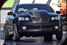 Pontiac G8 with Carbon Fiber Cowl Hood from Maverick Man Carbon Pontiac G8, Carbon Fiber, Cowl, Cowls, Neck Warmer