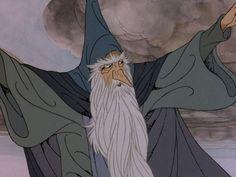 Gandalf in Rankin & Bass's The Hobbit