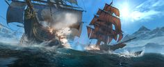 Assassin's Creed Rogue - Ubisoft - PlayStation 3, Xbox 360 - http://topgameslist.com/game/assassins-creed-rogue/