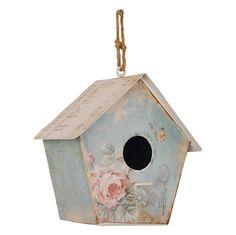 #Birdhouse (Vogelhuis)