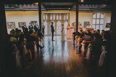 Photography: Luma Photo - luma-wedding-photography.com.au/  Read More: http://www.stylemepretty.com/australia-weddings/2014/06/11/classic-vintage-chic-wedding-at-montsalvat/