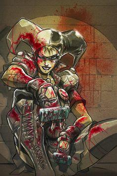 Harley Quinn - Eddie Nunez