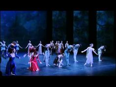 ‪A_MIDSUMMER_NIGHTS_DREAM. FELIX MENDELSSOHN BARTHOLDY ballet complete‬‏ - YouTbue -- la scala milano, choreographed by ballanchine