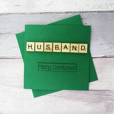 Scrabble Cards, Scrabble Tiles, Valentine Day Cards, Christmas Cards, Anniversary Cards For Couple, Pun Card, Romantic Cards, Wishes Messages, Congratulations Card