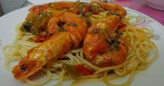 Ελληνικές συνταγές για νόστιμο, υγιεινό και οικονομικό φαγητό. Δοκιμάστε τες όλες Greek Recipes, Fish And Seafood, Spaghetti, Pasta, Cooking, Ethnic Recipes, Cooking Recipes, Food And Drinks, Kitchen