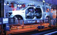 """Car Maker """"Ford"""" new body: http://www.booksandlaughters.com/2015-ford-f-150-makes-radical-jump-to-aluminum-body/"""