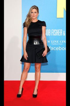 Jennifer Aniston in Alexander Mcqueen