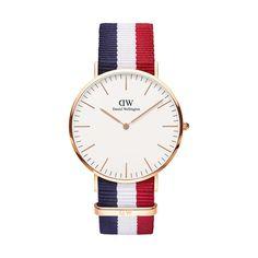 eea8a95d143 Relógio DANIEL WELLINGTON Classic Cambridge - DW00100003