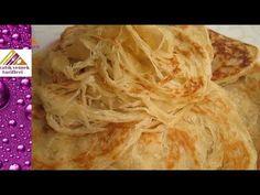 Tel Tel Ayrılan Katmer Tarifi - Pratik Yemek Tarifleri - YouTube