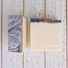 Driftwood Soap VELVET Lavender Cedarwood Rose by viceandvelvet, $8.00