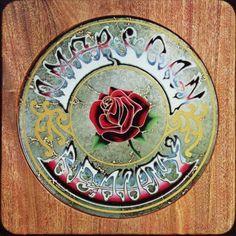 Grateful Dead - American Beauty (1970)