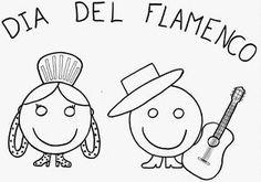 El 16 de noviembre celebramos el día en que el flamenco fue nombrado Patrimonio Cultural Inmaterial de la Humanidad de la Unesco como ma... 2nd Grade Music, Snoopy, Diy Crafts, Kids, Fictional Characters, Spanish, Cricut, Gypsy Party, Flamingo Party