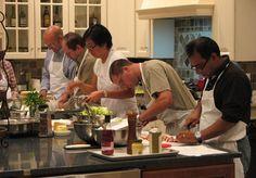 L'ecole de la Maison Cooking School at The Osthoff Resort
