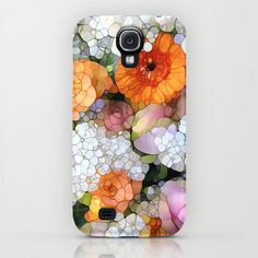 Samsung S4 Case...don't have this phone, but what a beautiful & unique case!!