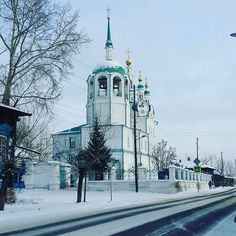 И ещё одно фото от @anzhyli  #нашенисейск