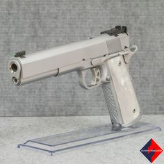 Fusion Firearms is the world's premier 1911 pistol manufacturer. We serve everything 1911 from unique custom made firearms to top-quality production pistols. We are a full blown custom shop and 1911 parts supplier. Kimber 1911, 9mm Pistol, Revolver, Gold Hex, 1911 Parts, American Flag Photos, Custom 1911, Wilson Combat