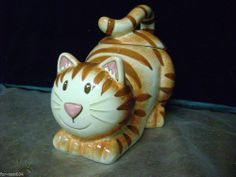 Cat Cookie Jar by Nonni's