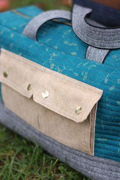 Botanics Cargo Duffles & File Update - Noodlehead